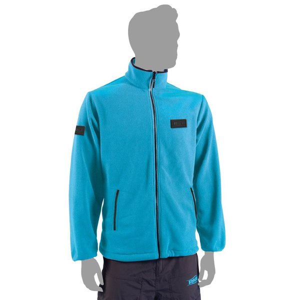 Fleecejacke Polar - Aqua