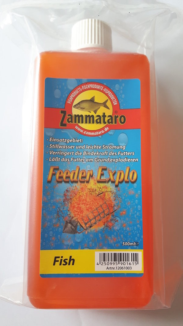 Zammataro  Feeder  Explo  *Lockstoff*  Fish